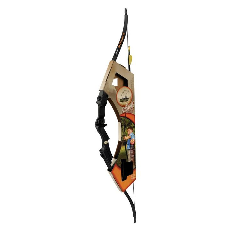 Bear Lil' Brave 2 Youth Bow Set - Right Handed - AYS5400RB2