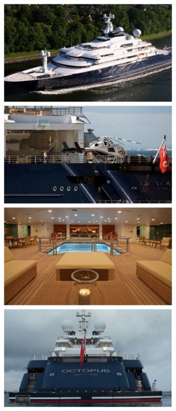 WOW! 5 Super Yachts That Will Blow Your Mind! Click for the ultimate in luxury #spon #superrich