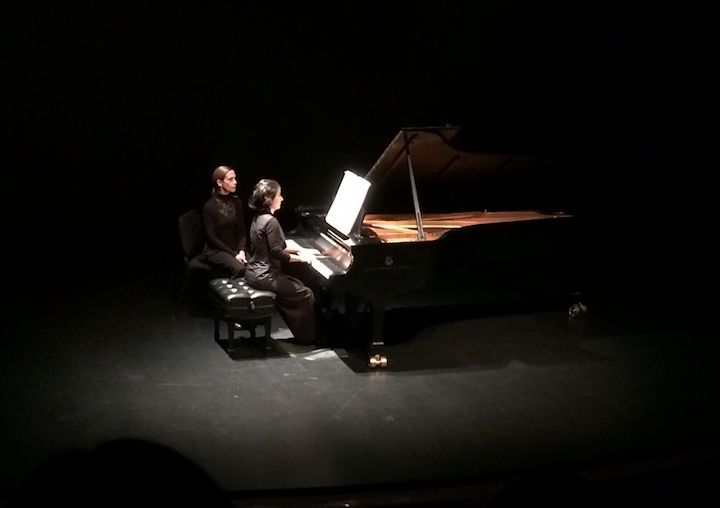 Concert review: Eve Egoyan the pianistic heroine of a serious art music programme