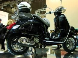 NEW Vespa GTV 300 Limited Edition. - Scooter Community, Everything ...