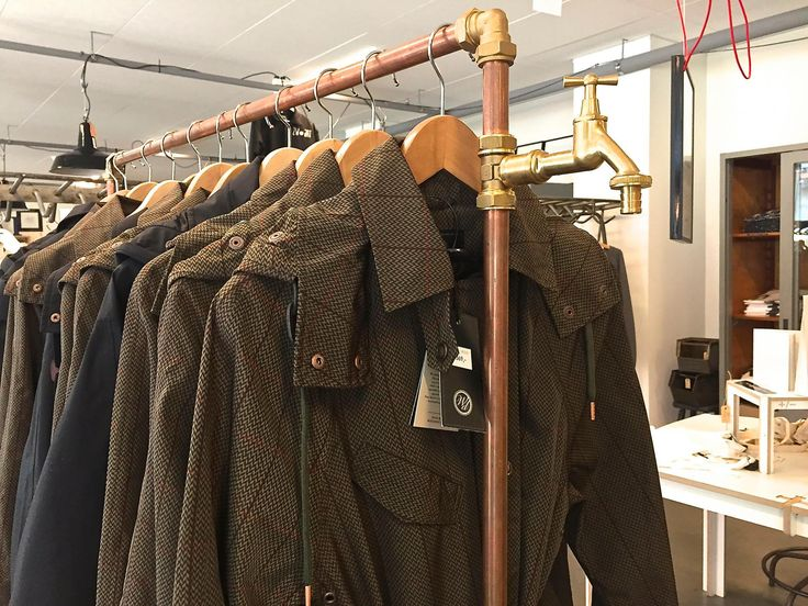 FACE THE WEATHER and get inspired: Straincoats (stylish raincoats) now available www.localgoodsstore.nl, Amsterdam