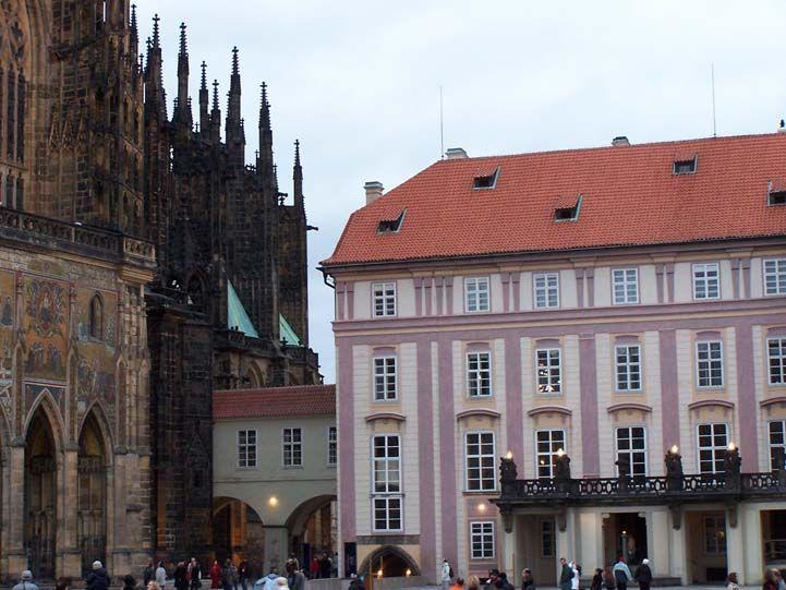 Old Royal Palace, Prague Castle, Czech Republic