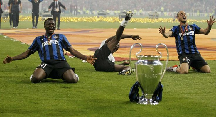 ON THIS DAY: In 2010, Jose Mourinho rounded off a historic season by leading Inter Milan to Champions League glory.