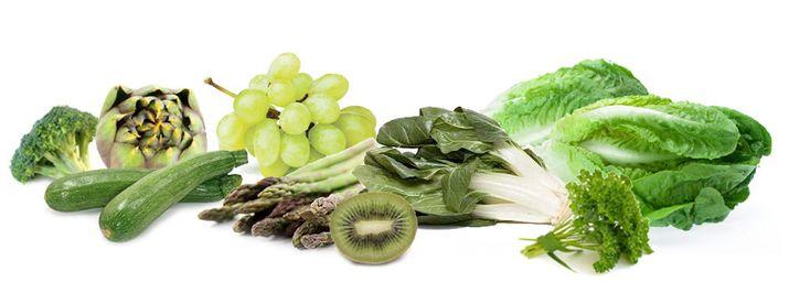 Tutti i colori della frutta e della verdura, ad ogni colore un beneficio per la salute