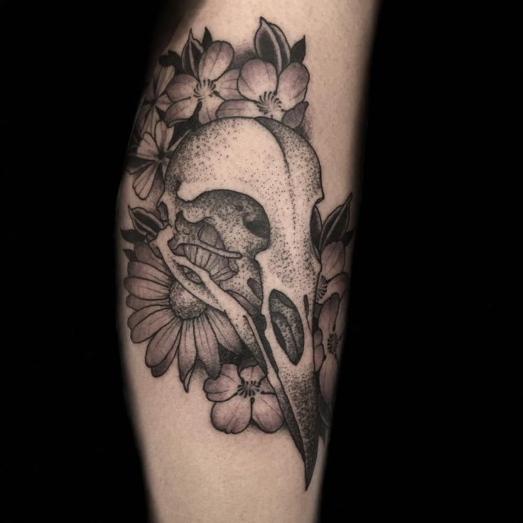 Bird Skeleton Tattoo Meaning | - 52.8KB