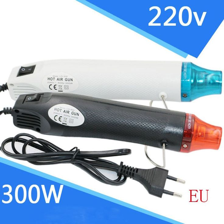 $9.82 (Buy here: https://alitems.com/g/1e8d114494ebda23ff8b16525dc3e8/?i=5&ulp=https%3A%2F%2Fwww.aliexpress.com%2Fitem%2FFree-shipping-100V-220V-DIY-Using-Heat-Gun-Electric-Power-Tool-Hot-Air-300W-Temperature-Gun%2F32782464811.html ) Free shipping 100V/ 220V DIY Using Heat Gun Electric Power Tool Hot Air 300W Temperature Gun with Supporting Seat Shrink Plastic for just $9.82
