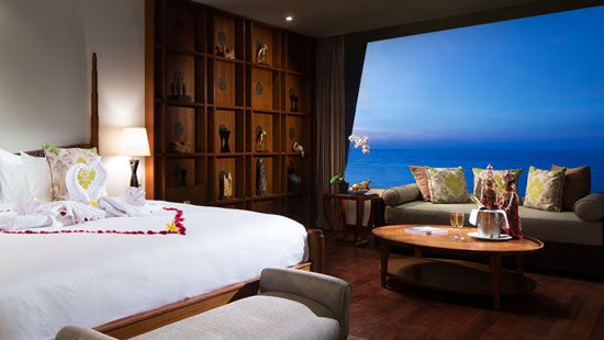 Honeymoon at Samabe Bali Suites & Villas
