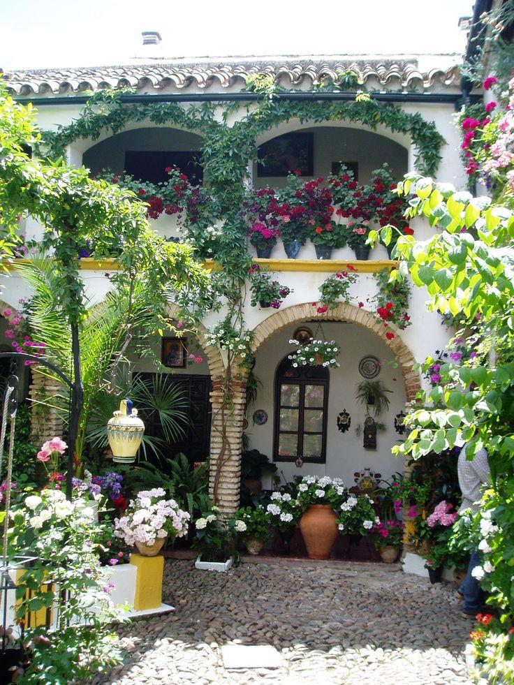 Los Patios de Córdoba, Spain. 2nd to13th May 2012.