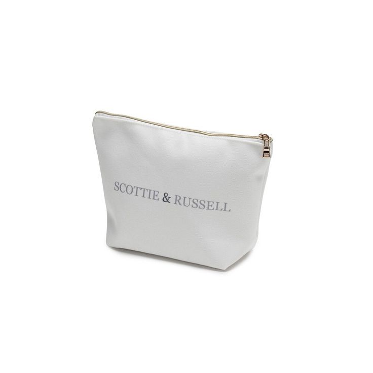 "0 Likes, 2 Comments - SCOTTIE & RUSSELL (@scottieandrussell) on Instagram: ""Our Scottie & Russell cosmetic bags are now available to purchase online at…"""