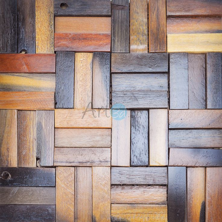 A15004 Reclaimed Wood Wall Cladding 1066