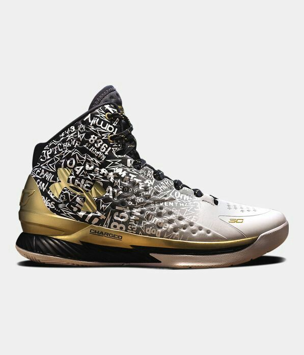 Under Armour Curry One - MVP