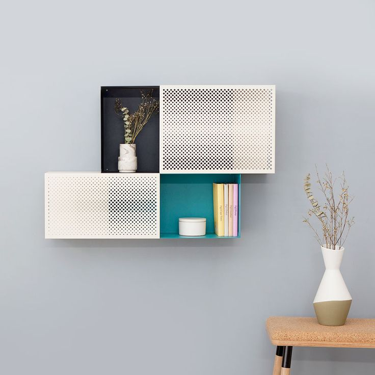 modular steel shelving by presse citron monoqi bestofdesign storage pinterest steel. Black Bedroom Furniture Sets. Home Design Ideas