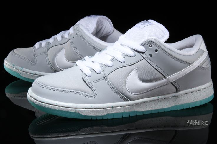 "new styles d1242 bd36e Nike Dunk Low Premium SB ""Air Mag"" Available Now   Air 23"