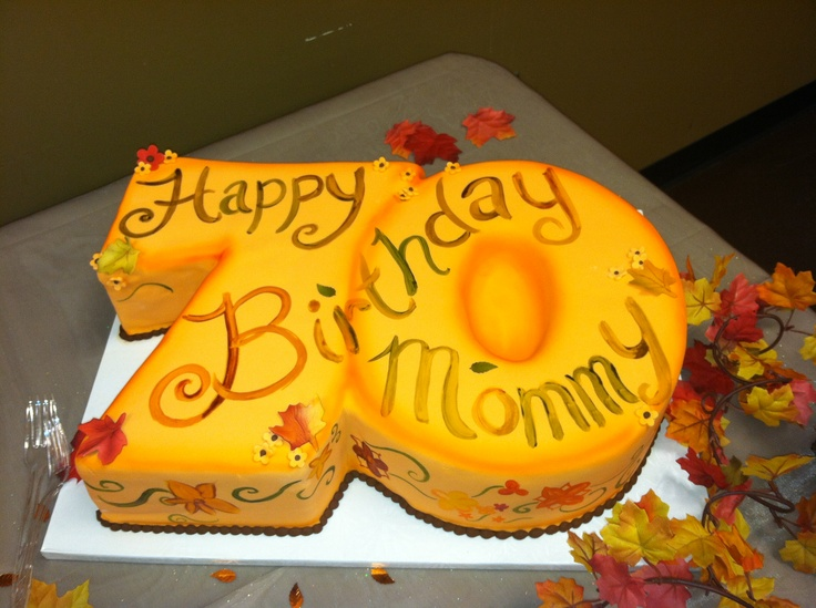 My Other Mother S 70th Birthday Cake 70 Th Birthday