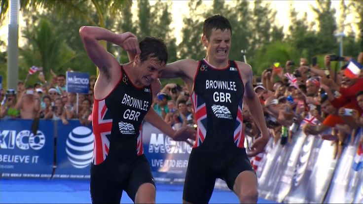Leeds triathlon facility named after Brownlee brothers