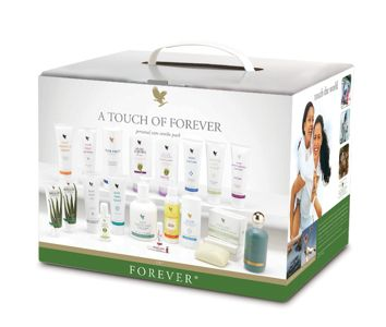 Touch of Forever - mini kosmetyczny.