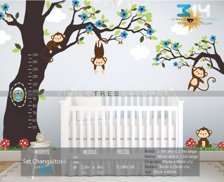 Best 25 vinilos de arboles ideas on pinterest vinilos for Vinilos decorativos infantiles
