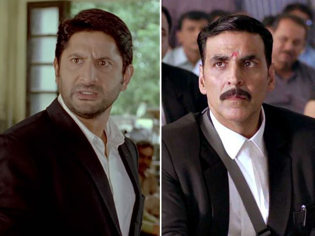 SCOOP: Akshay Kumar and Arshad Warsi to be pitted against each other in Jolly LLB 3?