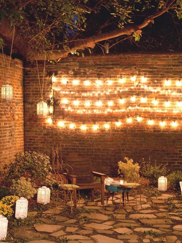outdoor lighting solar lights