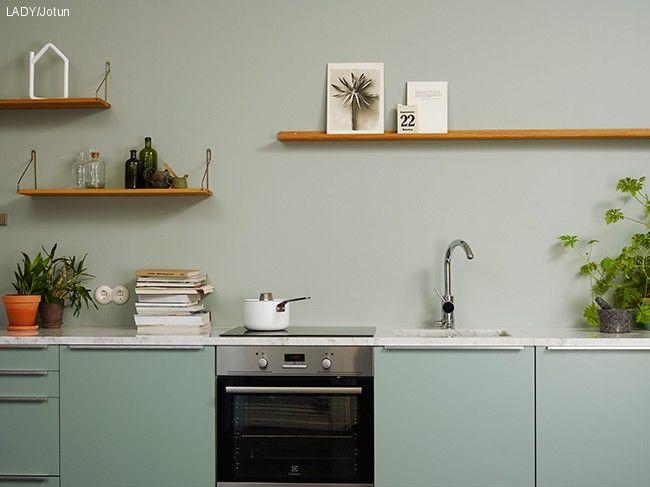 male kjøkkenfronter selv med supreme finish - Google-søk