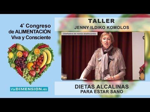 Conferencia dieta alcalinizante
