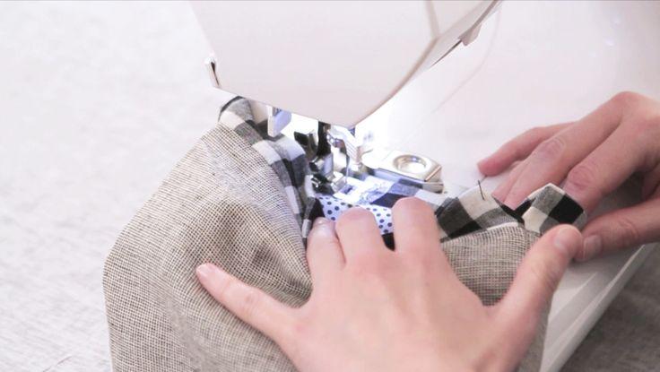 Apprendre coudre en ligne cours vid o de six heures for Apprendre a couture gratuit