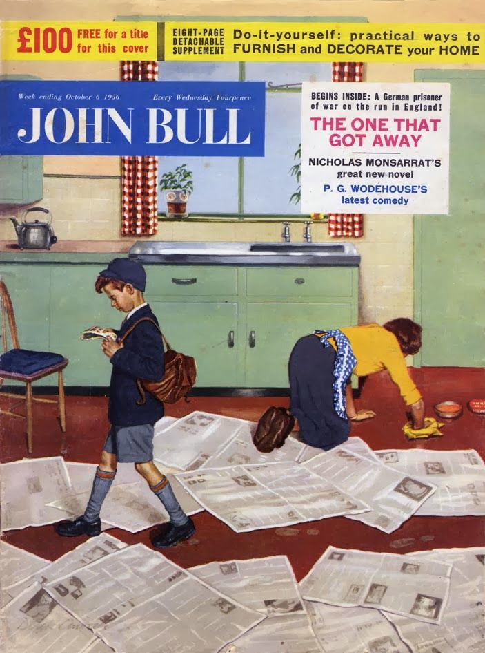 205 best john bull magazine art images on pinterest magazine art making your own cleaning products solutioingenieria Images