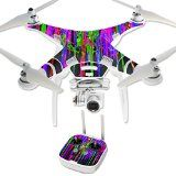 MightySkins Protective Vinyl Skin Decal for DJI Phantom 3 Professional or Advanced Quadcopter Drone wrap cover sticker skins Drips - http://dronesheaven.ianjweboffers.com/mightyskins-protective-vinyl-skin-decal-for-dji-phantom-3-professional-or-advanced-quadcopter-drone-wrap-cover-sticker-skins-drips/