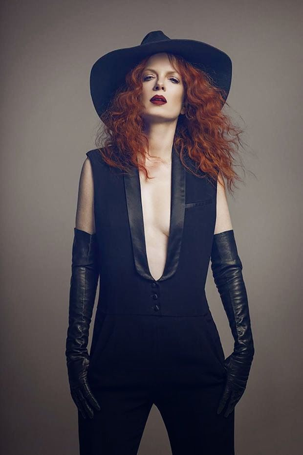 Shirley Manson from Garbage