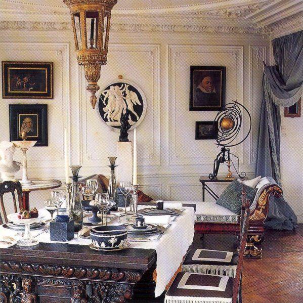 Le blog de haute.decoration.over-blog.com - Plaisir de découvrir et de partager des décors de reves dont certains aujourd'hui disparus.