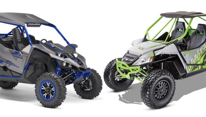 2017 Arctic Cat Wildcat X Limited vs. Yamaha YXZ1000R SS SE: By the Numbers - ATV.com Sport UTVs that take wildly different approaches