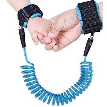Wrist Linkbluekeeps toddlers close and safe at all times. Wrist Link Blue Features: Special design: there are double layer Velcro for kids hand, not easy to take off. Comfortable, strong material will not irritate your child The wrist link is both simple to attach and comfortable to wear for both adult and child Length stretched is 1.8m and has automatic spring-back 360 degree rotating cuff Great for crowded places and outing https://www.thtshopping.com/product-page/wrist-link