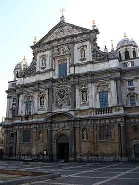 Image illustrative de l'article Église Saint-Charles-Borromée d'Anvers