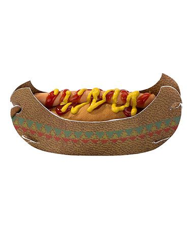I don't even like hotdogs but now I want to have a Native American Indidan Pow Wow party.