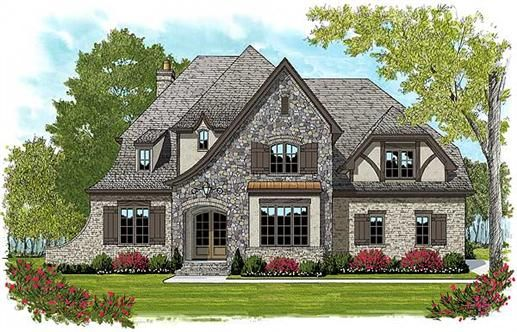Tudor home plans for the home pinterest house plans for French tudor house plans