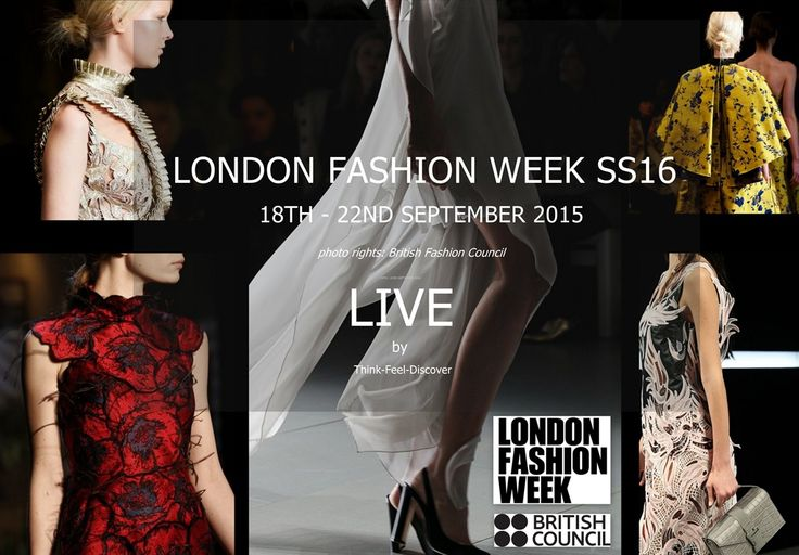 LFW 18-22 September 2015: Nine of London's emerging talents showcase their SS16collections!  Created by Chrysanthi Kosmatou.  photo rights: British Fashion Council.