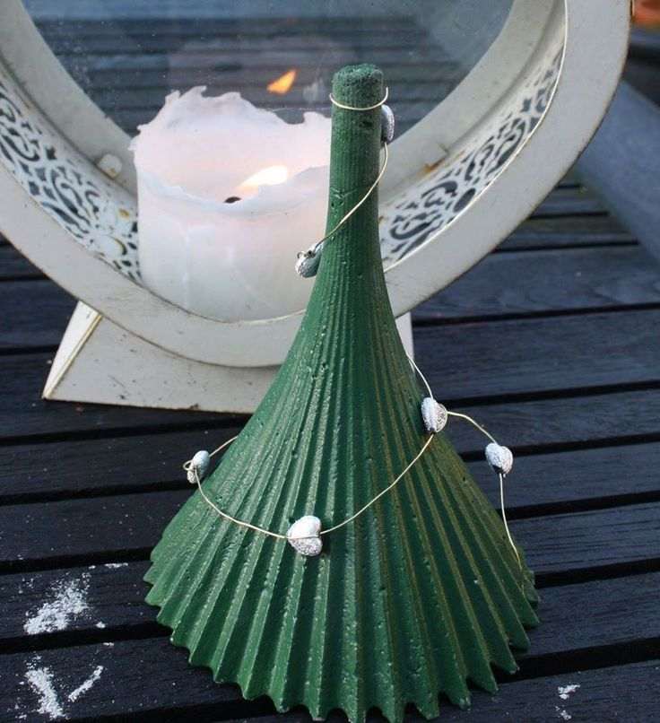 Beton juletræ