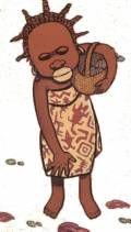 AFRIQUE - RAFARA - La classe de Corinne