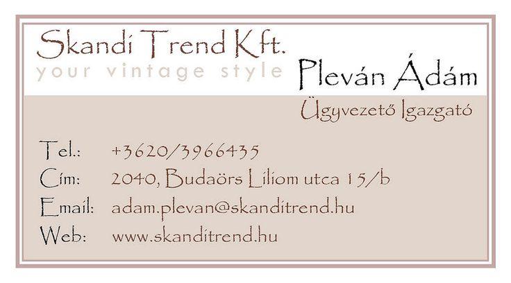Skandi Trend Ltd.