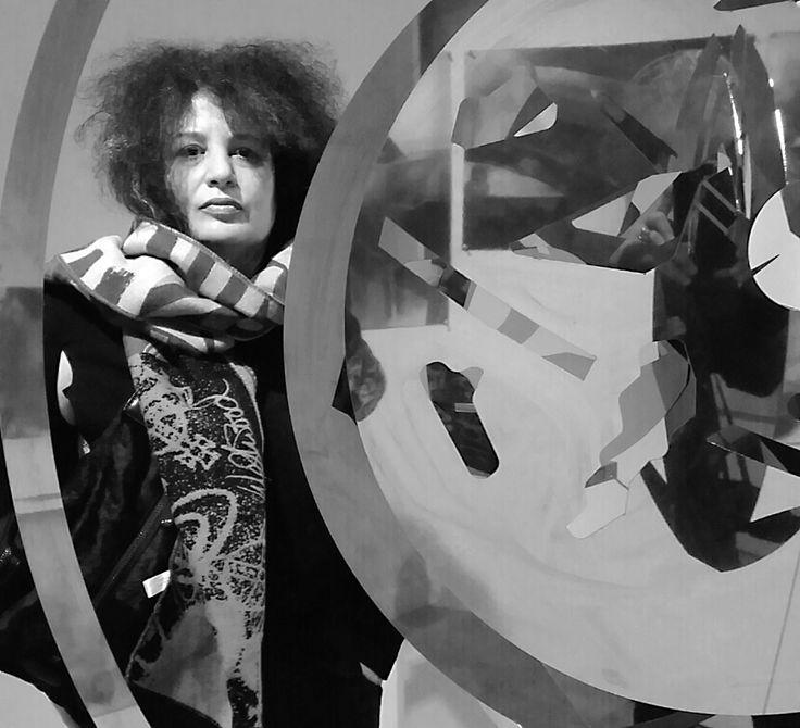 Αlexandra lives and works in Thessaloniki, Greece. 1991-1993 Graphic arts & fashion design 1994 – 2000 Fine Arts at the University of Applied Arts in Vienna. Download KROMA magazine for more. Available for: IOS&Android Artist Website: www.alexandramarati.com It's only fair to share!