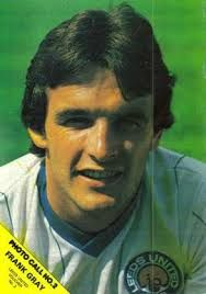 Born: October 27th 1954 ~ Francis Tierney 'Frank' Gray is a Scottish football manager and former footballer. Gray has previously managed Darlington, Farnborough Town, Grays Athletic and Woking. On 5 May 2008, Gray was announced as the new manager of Basingstoke Town.