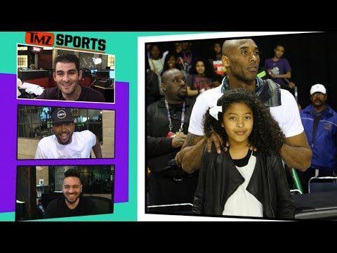 Kobe Bryant's Daughter Is Training Like Pops, Introducing 'Mambacita' | TMZ Sports