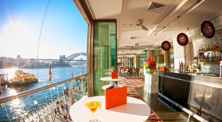 HOTEL|オーストラリア・シドニーのホテル>シドニーオペラハウスから450m>キー グランド スイーツ シドニー(Pullman Quay Grand Sydney Harbour)
