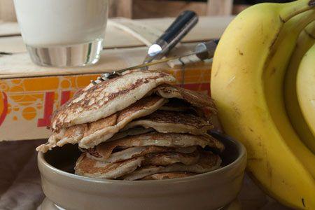 Pancakes μπανάνα - Γρήγορες Συνταγές | γαστρονόμος online