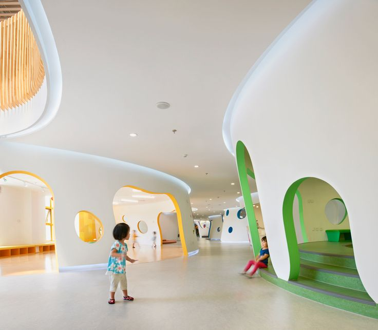 Family Box: A New Concept Of Kindergarten