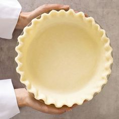 Recipe: Gluten-Free Single-Crust Pie Dough