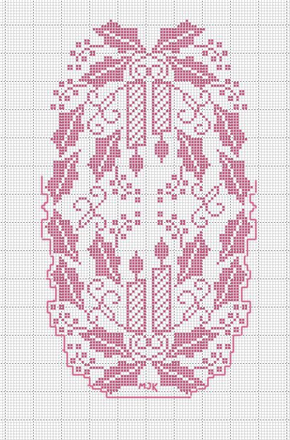 224 best filet crochet images on pinterest crochet doilies crochet e altri sul stylowi ccuart Images