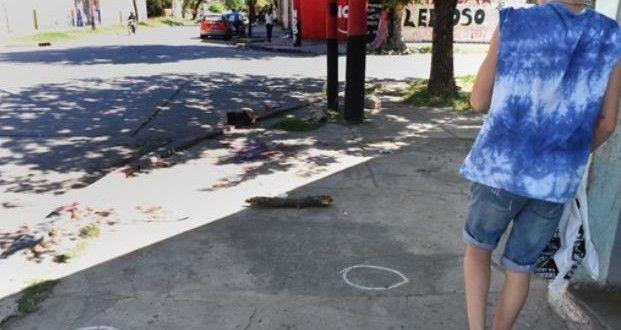 Lo ejecutaron de siete tiros mientras compartía unas bebidas con amigos   Panorama Rosario