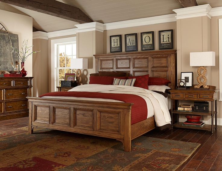 Best New Vintage California King Bedroom Group By Broyhill 400 x 300