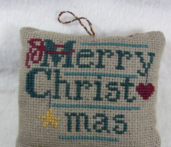 Hey, I found this really awesome Etsy listing at https://www.etsy.com/listing/95831580/country-style-cross-stitch-merry